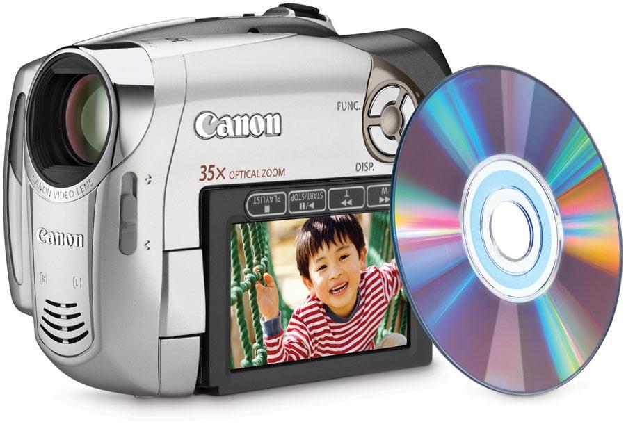 Camcorder Mini DVD to USB conversion