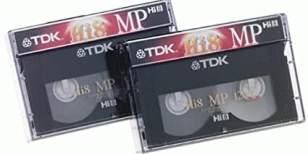 Hi8 Video Tape to USB