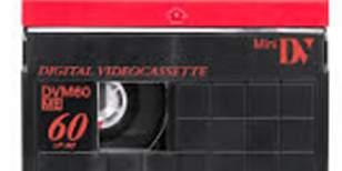 Mini DV Video Tape Transfer to USB