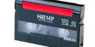 Mini DV Video Tape Transfer