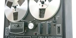 Reel to Reel Audio Tape Conversion Perth